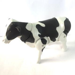 Bò sữa dùng pin