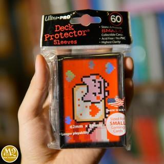 Bọc bài dành cho yugioh NYAN CAT VALENTINE của hãng Ultra PRO – 60 cái mỗi túi sản phẩm