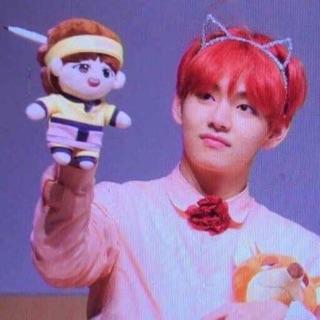 Taedung doll Taehyung V BTS