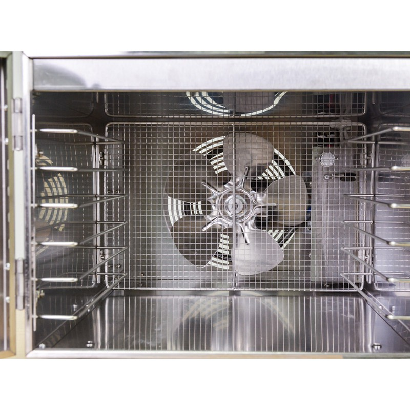[Mã 267ELSALE hoàn 7% đơn 300K] Máy sấy hoa quả thực phẩm Tiross TS-9683 6 khay sấy inox