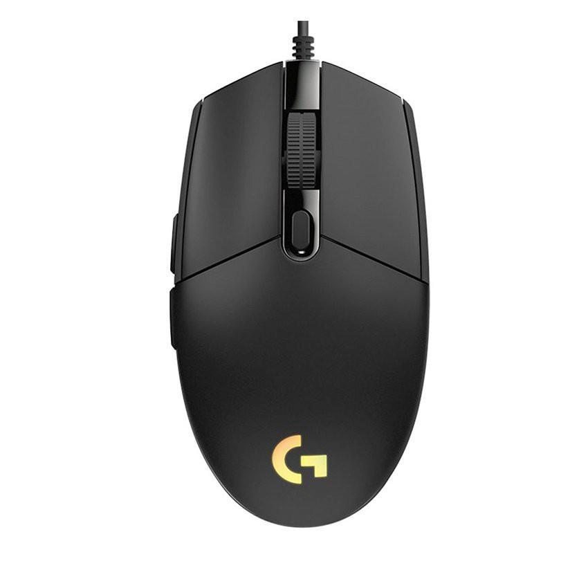 Chuột Chơi Game Logitech G102 Gen 2 - Màu đen