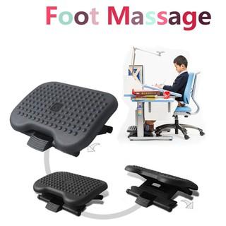 Dụng cụ kê chân bàn học FOOT REST PAD thế hệ cao cấp nhất hiện nay, bàn làm việc, Hàng xuất Châu Âu massage chân _MOMOMA