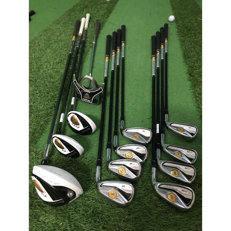 GIÁ HỦY DIỆT ] Bộ Gậy Golf Cũ Taylormade R11 [ SIÊU THỊ GOLF ] giá cạnh  tranh
