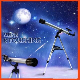 [hàng xịn] Kính thiên văn khúc xạ F70060 nhìn siêu nét