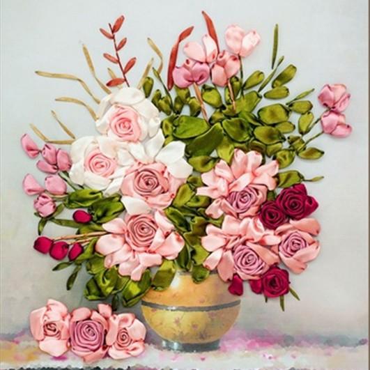 (HÀNG ORDER) Tranh thêu ruy băng bình hoa hồng hồng - 3445706 , 1150378120 , 322_1150378120 , 209000 , HANG-ORDER-Tranh-theu-ruy-bang-binh-hoa-hong-hong-322_1150378120 , shopee.vn , (HÀNG ORDER) Tranh thêu ruy băng bình hoa hồng hồng