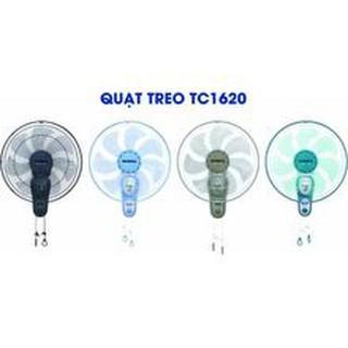 Quạt treo tường 2 dây Senko TC1620 - 2833883 , 1096696581 , 322_1096696581 , 450000 , Quat-treo-tuong-2-day-Senko-TC1620-322_1096696581 , shopee.vn , Quạt treo tường 2 dây Senko TC1620
