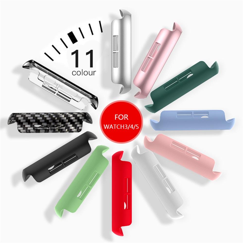 Ốp Trong Suốt Bảo Vệ Màn Hình Cho Đồng Hồ Iwatch 40mm 44mm