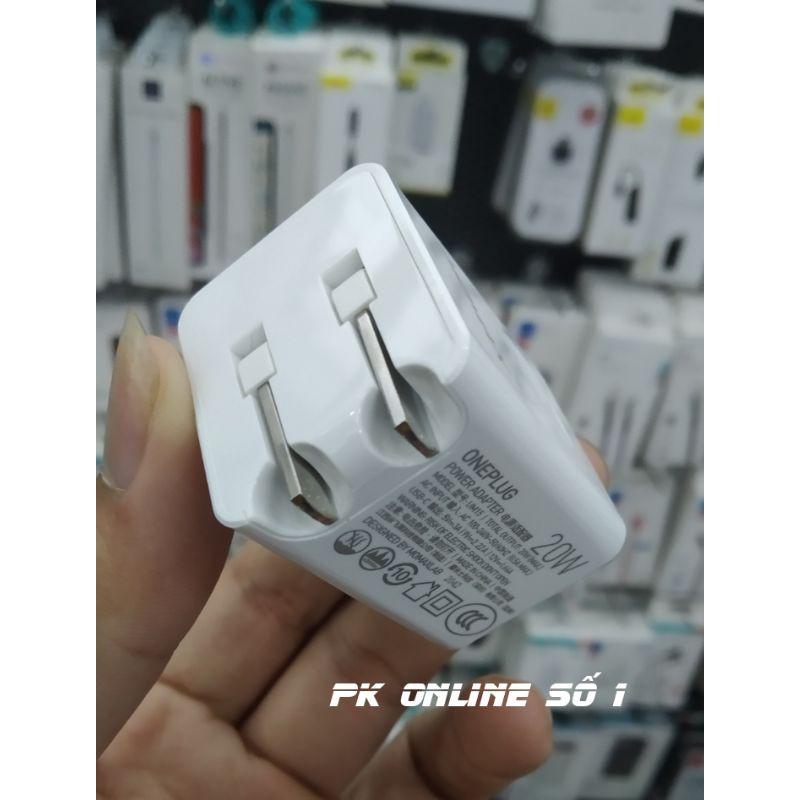 Củ sạc nhanh MOMAX USB Type-C PD 20W