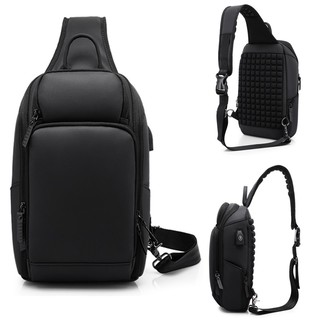 Túi đeo chéo cao cấp, có ngăn chống sốc iPad (EP22)