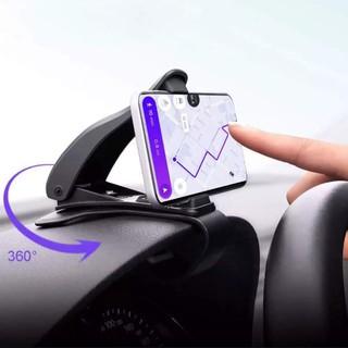 Kẹp giữ điện thoại trên ô tô xoay 360 độ
