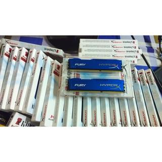 RAM Kingston HyperX Fury Blue 4GB DDR3 1866MHz CHÍNH HÃNG ( Viet son phân phối)