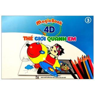 Magic Book 4D - Thế Giới Quanh Em thumbnail