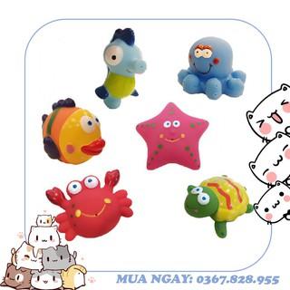 Hộp đồ chơi tắm 6 món Toys House TL811-1