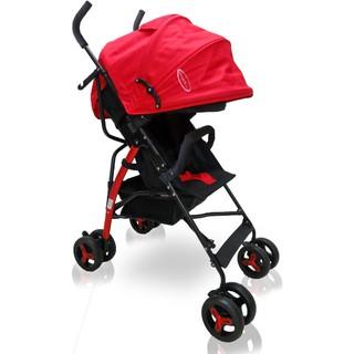 Xe đẩy du lịch Glück Baby US300 (Đỏ)