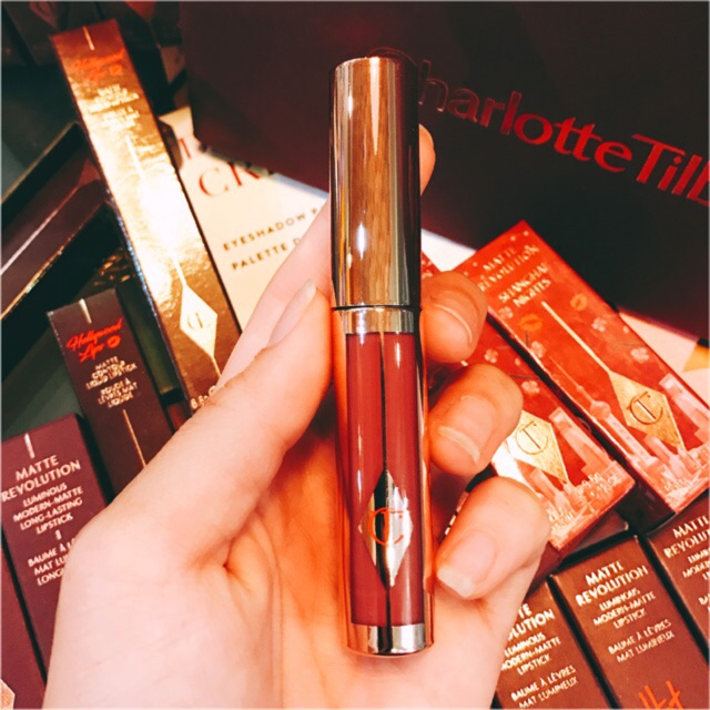 [Charlotte Tilbury] Son kem lì Charlotte Tilbury Hollywood Lips