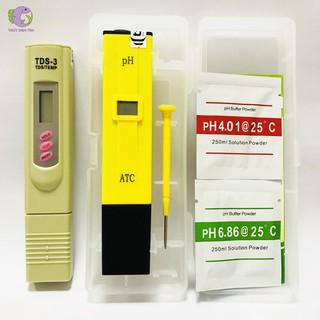 Combo Bút Đo Nồng Độ pH Và Bút Đo TDS