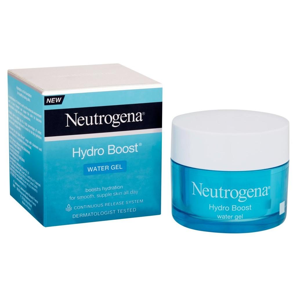 Gel dưỡng ẩm Neutrogena Hydro Boost Water Gel dành cho da dầu và da khô