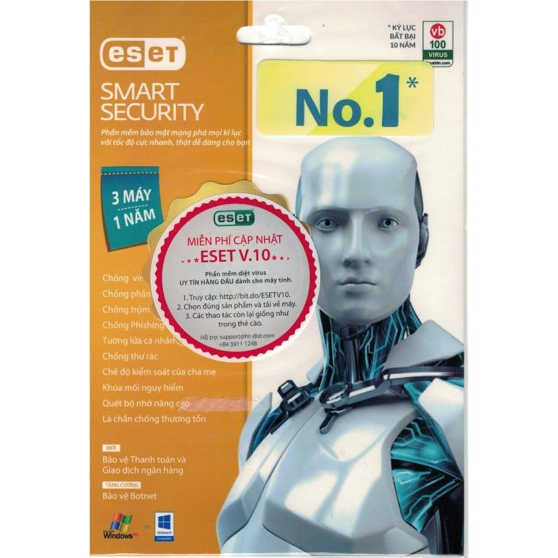 Phần mềm diệt virus ESET Smart Security (3PC / 1 năm) - 694462742,322_694462742,479000,shopee.vn,Phan-mem-diet-virus-ESET-Smart-Security-3PC--1-nam-322_694462742,Phần mềm diệt virus ESET Smart Security (3PC / 1 năm)