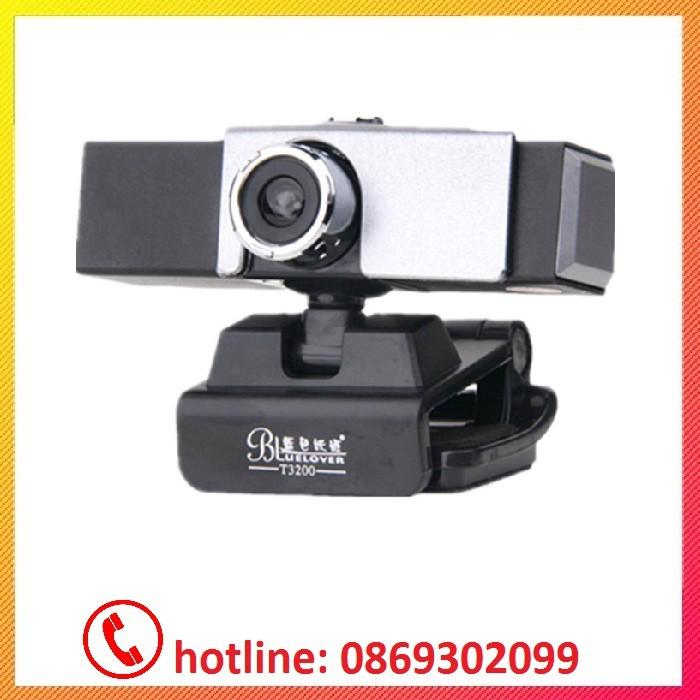 Webcam chuyên dụng cho live stream Bluelover T3200 - 22772433 , 884879163 , 322_884879163 , 369000 , Webcam-chuyen-dung-cho-live-stream-Bluelover-T3200-322_884879163 , shopee.vn , Webcam chuyên dụng cho live stream Bluelover T3200
