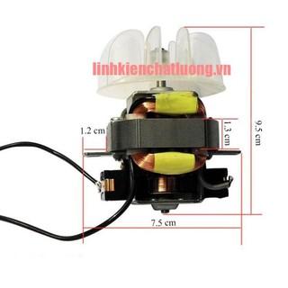 [Mã ELMSM3 giảm 20K đơn bất kỳ] Động cơ máy sấy tóc 2000W 220V D-13mm