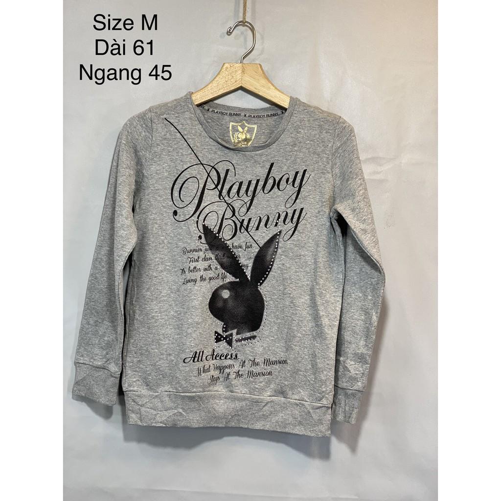 áo thun nỉ sweater chữ A 2 hand