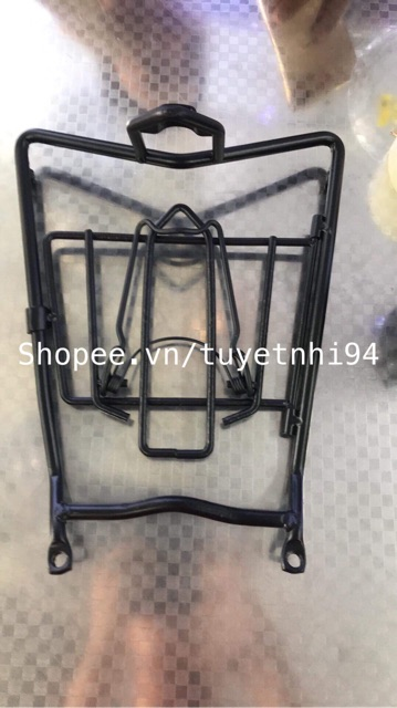 Baga NVX 10ly đen