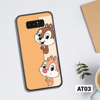 Ốp lưng Samsung in hình hoạt hình dễ thương cho NOTE 8 – NOTE 9