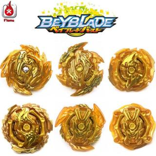Beyblade GT Series Gold Alloy Fighting Gyro 145 144 142 140 139 134 Includes Accessories