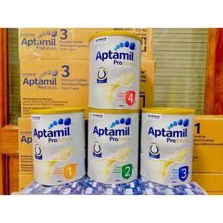 Sữa Aptamil Profutura Úc số 3- 900g( cam kết hàng chuẩn xách tay Airline )