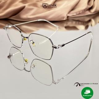 Gọng kính cận nam nữ HMK màu sắc thời trang 5256 thumbnail