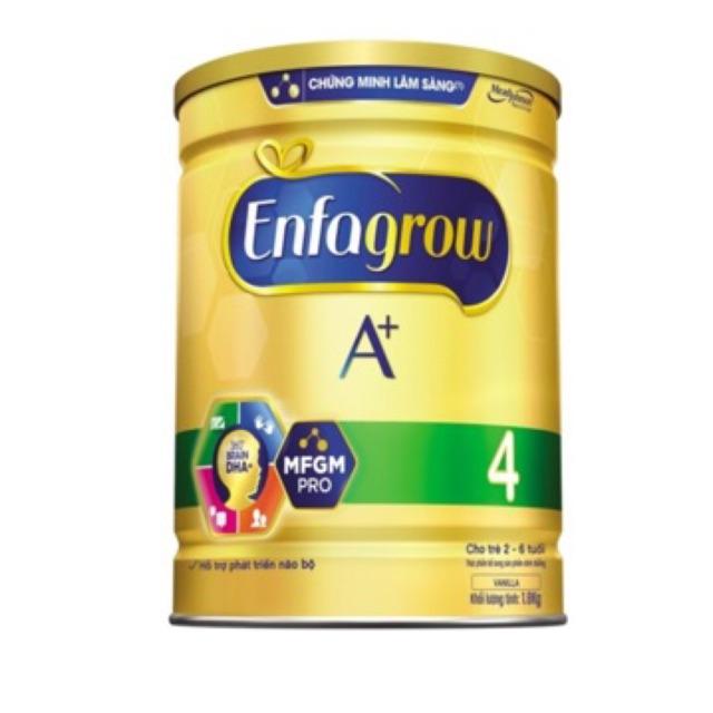 Sữa bột enfagrowA+4 1.8kg