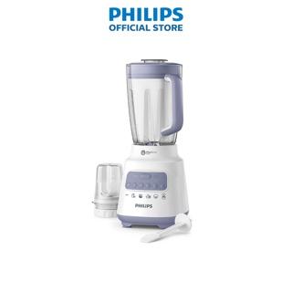 Máy xay sinh tố Philips HR2221 700W cối nhựa - Hàng chính hãng
