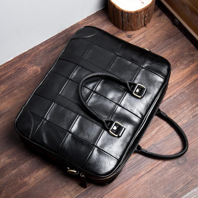 Túi xách du lịch/đựng giấy tờ cầm tay cho nam
