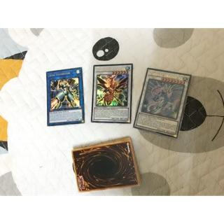 Bộ bài Yugioh! Nhân Vật Yusei 5DS (40 Cards)