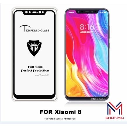 Cường lực Xiaomi Mi8/Mi 8se/Mi 8 LiTe 5D full màn full keo không chấm li ty Mi8SE Mi 8SE Mi 8 SE Mi 8 5D