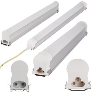 Đèn Tuýp LED Hắt Liền Máng Nhôm T5 0,6M-1,2M Ánh Sáng Trắng- Vàng #T5Nhôm