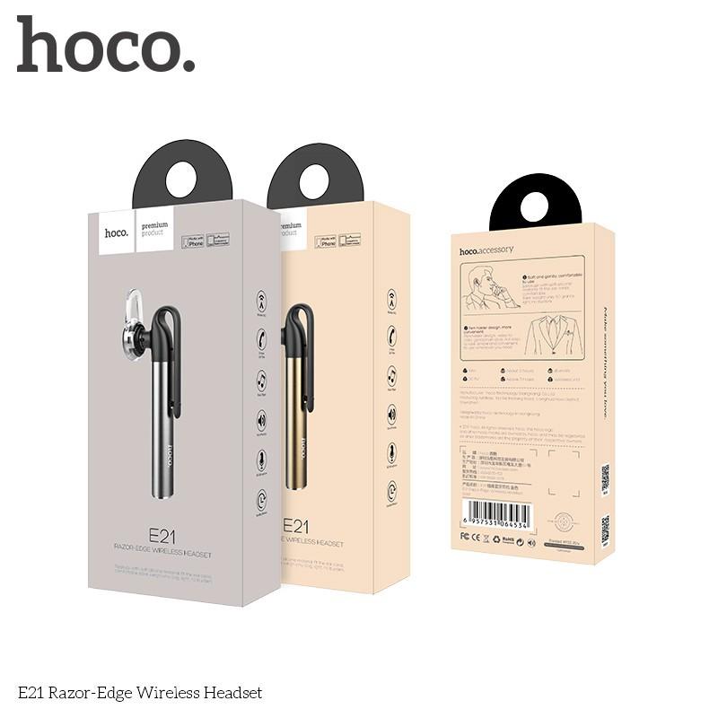[BH 6T]tai nghe bluetooth Hoco E21 chính hãng nghe hay
