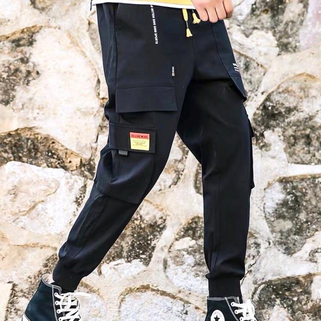 [Hàng Order] Quần Nam túi hộp phong cách