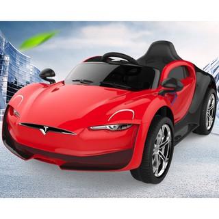Xe ô tô trẻ em chạy điện kiểu dáng Tesla Model S