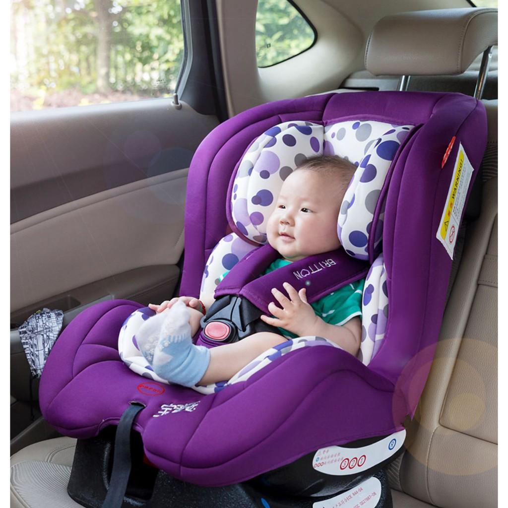 Ghế an toàn trẻ em trên ô tô - Ghế an toàn cao cấp cho trẻ