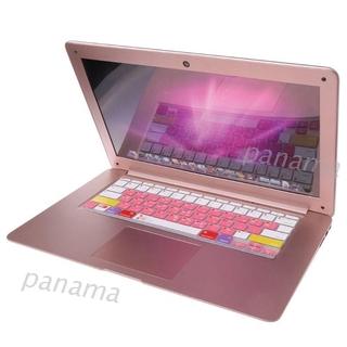 Miếng Dán Bàn Phím Silicon Nhiều Màu Cho 13 15 17 Macbook Laptop thumbnail