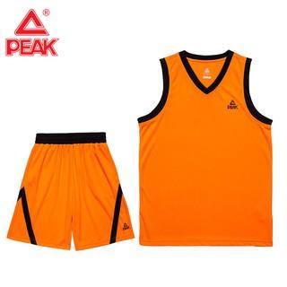 [Mã SOPEAK12 giảm 15% đơn 150K tối đa 50k] Bộ quần áo tập bóng rổ nam mát mẻ cho mùa hè Peak 2020 F702221 thumbnail