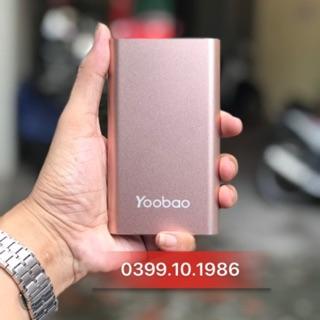 Sạc dự phòng YOOBAO PL 10 10.000mAh hàng chính hãng