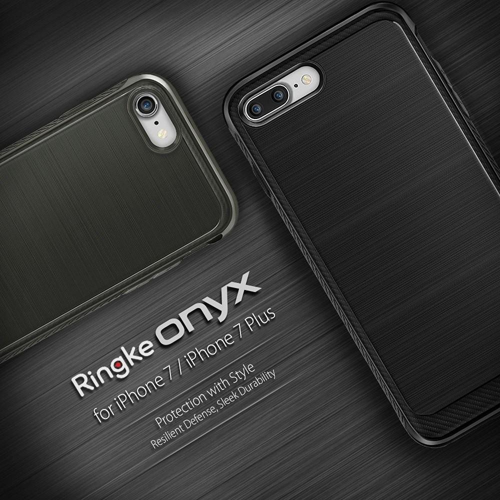 Ốp lưng Ringke Onyx iPhone 7/ 8 - Hàng nhập khẩu
