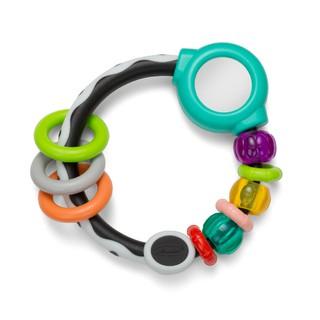 Vòng lắc xúc xắc nhiều màu sắc Infantino 0919-INF-001-005151, giúp trẻ phát triển giác quan toàn diện thumbnail