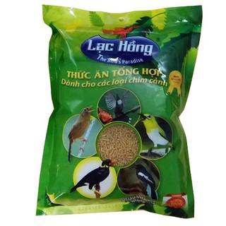 Cám trứng Lạc Hồng cho chim đầy đủ chất dinh dưỡng [HÀNG CHUẨN LOẠI 1] thumbnail