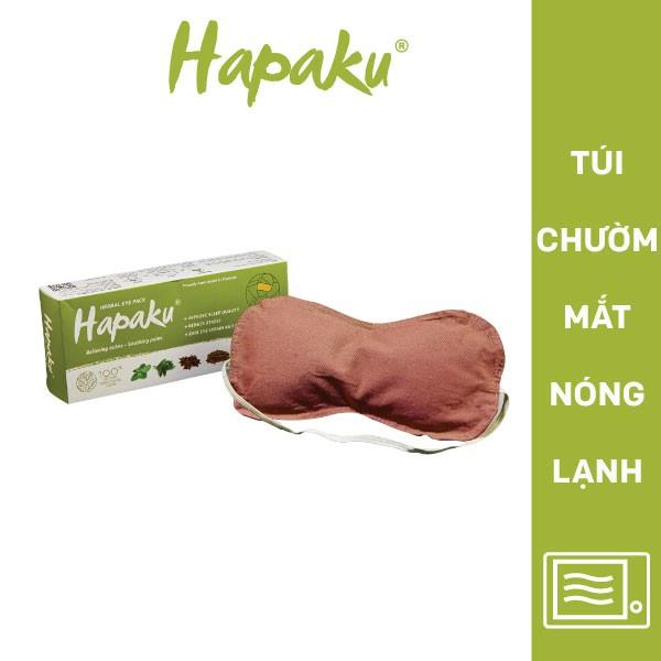 Túi Chườm Mắt Thảo Dược Nóng Lạnh Thư Giãn Mắt Chuyên Dụng Cho Spa - Beauty Salon - Hapaku