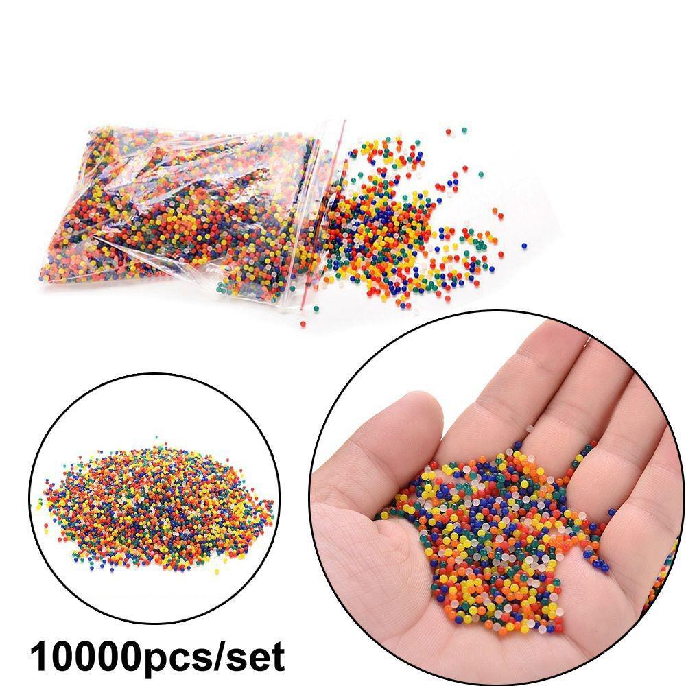 Túi 10000 hạt nở nhiều màu sắc dùng trang trí Msale off