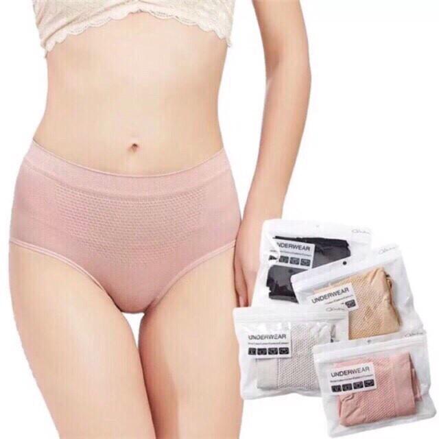 GIÁ SỐC 5 quần lót nâng mông thông hơi kháng khuẩn