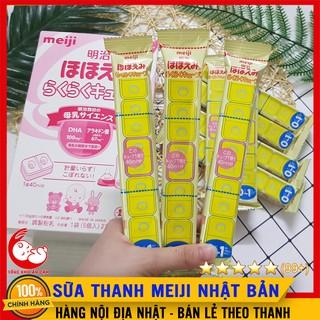 [BÁN LẺ] Sữa Meiji Thanh 27gr Số 0 - Meiji Thanh Nội Địa Nhật thumbnail